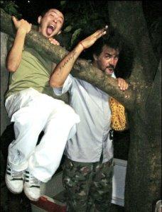"""Eu, a árvore e o """"Homem Árvore"""" a.k.a. NELSÃO TRIUNFO!"""