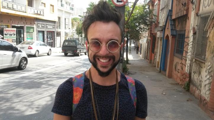 """""""Aconselho dançar, não importa qual música"""", diz Thiago Amaral"""