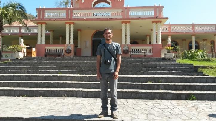 Sundara na Nova Gokula: 'Digamos que eu sou um filho desta terra'