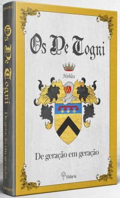 Livro sobre história de família