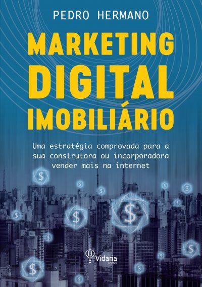Marketing Digital Imobiliário, livro de Pedro Hermano